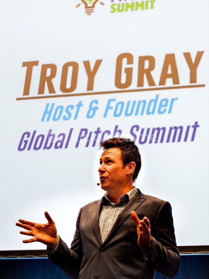 Troy Gray - Global Pitch Summit founder